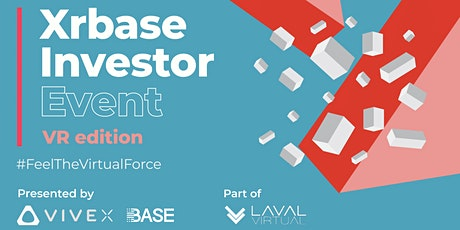 XRBASE Investor Event 2020 - April 22! tickets