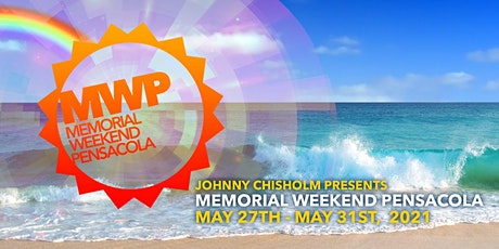 Memorial Weekend Pensacola Beach 2021 tickets