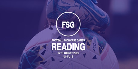 Reading - Football Showcase Games (U14/U15) tickets