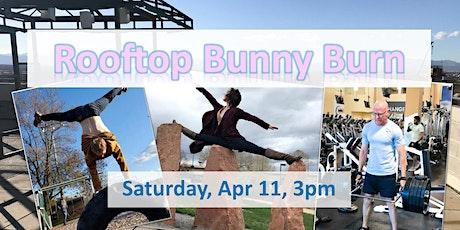 Virtual Rooftop Bunny Burn tickets