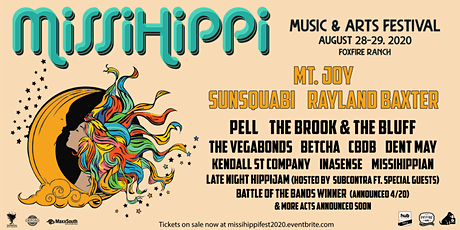 MissiHippi Music and Arts Festival tickets