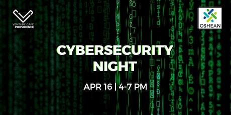 Virtual Venture Café: Cybersecurity Night tickets