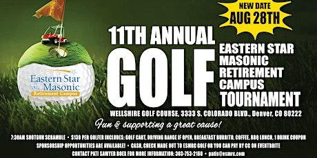 11th Annual Eastern Star Masonic Retirement Campus Golf Tournament tickets