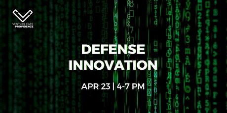 [VIRTUAL EVENT] Defense Innovation tickets