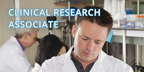Clinical Research Associate Certification for Jobs tickets