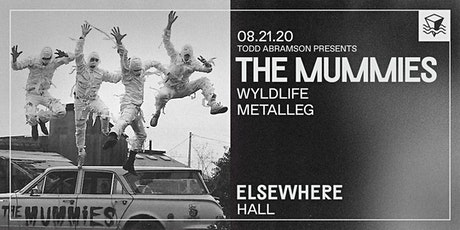 The Mummies @ Elsewhere (Hall) tickets