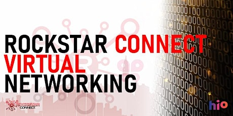 Rockstar Connect Virtual Networking Event (NC) tickets