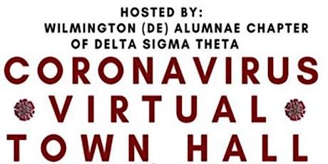 Delta Sigma Theta Sorority Statewide Coronavirus Town Hall Meeting Series tickets