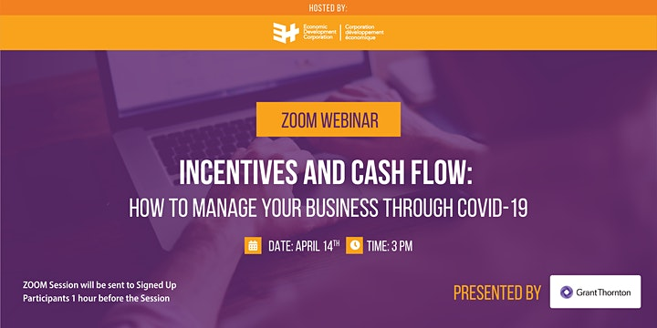 Incentives and Cash Flow: How to Manage Your Business Through COVID-19 image
