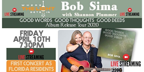 Virtual Zoom CD Release & Story Time tickets
