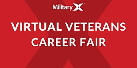 Washington DC Veterans Virtual Career Fair - Washington DC Career Fair tickets