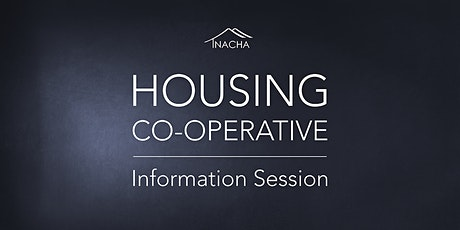Housing Co-operative Information Session tickets