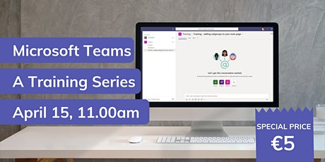Training for Microsoft Teams tickets