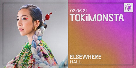 TOKiMONSTA @ Elsewhere (Hall) tickets