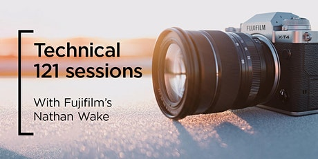 Technical 121 | Fujifilm | Nathan Wake, 9 April tickets