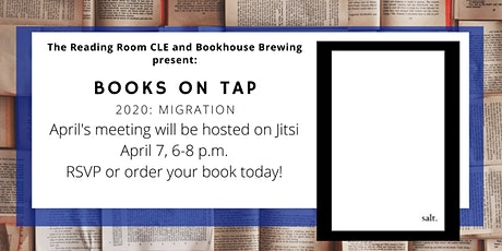 Books on Tap Book Club tickets