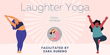 Laughter Yoga - Online Workshop tickets