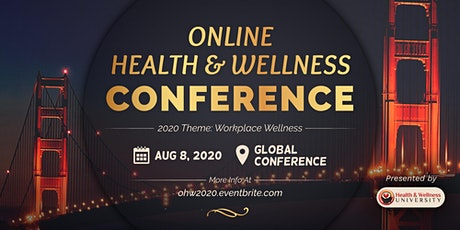 Online Health and Wellness Conference tickets