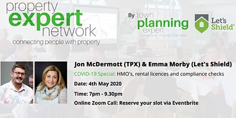 Property Expert Network - Jon McDermott & Emma Morby tickets