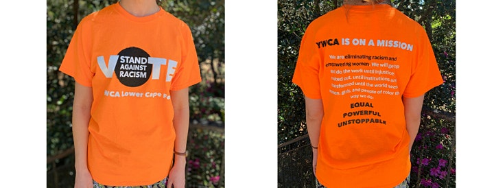 Stand Against Racism T-Shirt Sales image