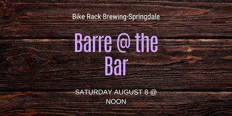 Barre at the Bar #2 tickets