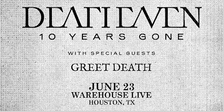 DEAFHEAVEN / GREET DEATH tickets