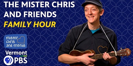 Mister Chris and Friends Family Hour tickets