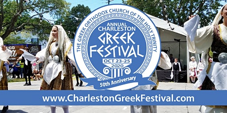 Charleston Greek Festival 2020 tickets