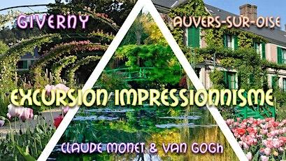 Giverny & Auvers : Excursion Impressionnisme | Monet & Van Gogh billets