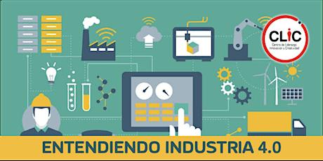 Webinar: Entendiendo Industria 4.0 #mequedoencasa tickets