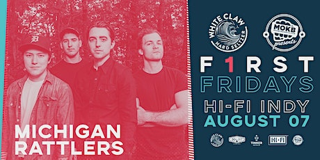 First Fridays @ HI-FI: Michigan Rattlers tickets