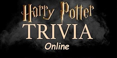 (Virtual) Harry Potter Trivia Night tickets