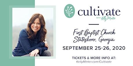 Cultivate®- Sept 25 - 26, 2020 | Statesboro, GA tickets