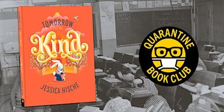 Quarantine Book Club — Jessica Hische tickets
