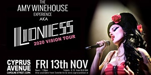 Lioness - The Amy Winehouse Experience