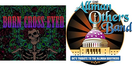 Born Cross Eyed + The Allman Others Band tickets