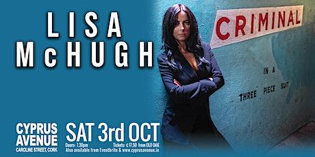 LISA McHUGH tickets