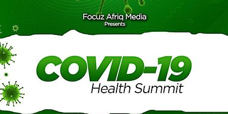 Covid-19 Health Summit tickets