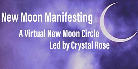 New Moon Manifesting Circle tickets