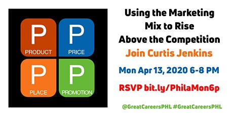 ONLINE  Using the Marketing Mix to Rise Above the Competition tickets