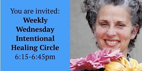 Wednesday Weekly Intentional Healing Circle tickets