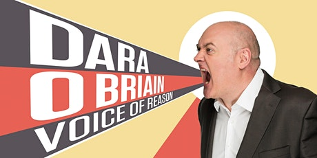 Dara Ó Briain: Voice of Reason tickets