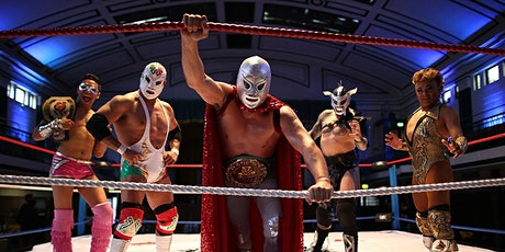 Lucha Libre boletos