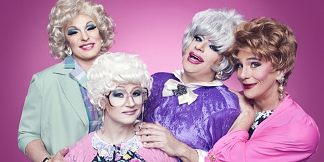 """Oasis TV: Golden Girls Live! """"Big Daddy's Little Lady"""" tickets"""