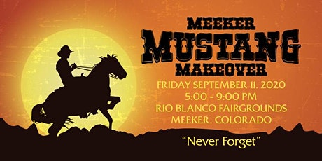 Meeker Mustang Makeover 2020 tickets