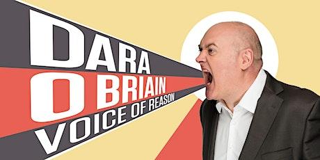 Dara O'Briain: Voice of Reason tickets