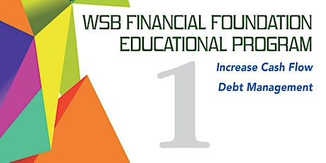 POSTPONED / ONLINE FINANCIAL LITERACY CONFERENCE tickets