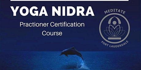 2-Day VIRTUAL Yoga Nidra Immersion Retreat & Certification Course  tickets