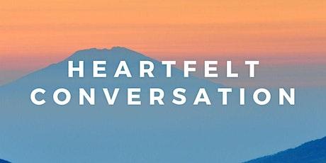 Heartfelt Conversation (Virtual): Perfectionism tickets