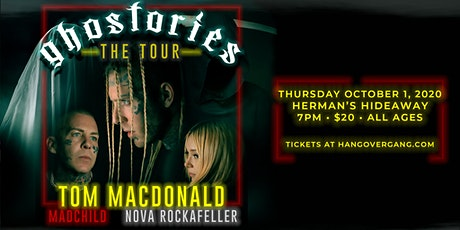 Tom MacDonald - Ghostories Tour tickets